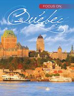 Focus on Québec City, 4th Ed. (Hard Cover)