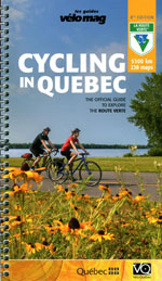 Cycling in Quebec, 8th Ed.
