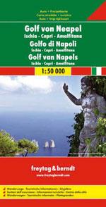 Golfe de Naples, Ischia, Capri, Amalfitana - Gulf of Naples