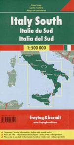 Italie du Sud - Italy South