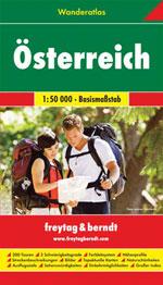 Atlas Rando Autriche - Hiking Atlas Austria