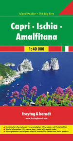 Capri, Ischia, Côte Amalfitaine - Capri, Amalfi Coast