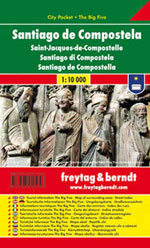 St-Jacques de Compostelle - Santiago Compostela Citypocket