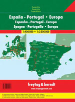 Atlas Spiralé Espagne & Portugal - Spain Portugal Atlas