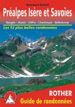 Préalpes, Isère et Savoies: Bauges, Chartreuse, Belledonne
