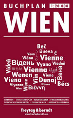 Atlas de Vienne - City Atlas Vienna