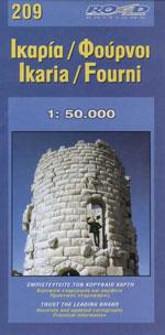 #209 Icarie et Fourni - Ikaria and Fournoi Korseon