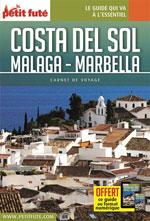Petit Futé Carnet de Voyage Costa Del Sol,  Malaga, Marbella
