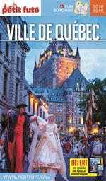 Petit Futé Ville de Québec 2018-2019