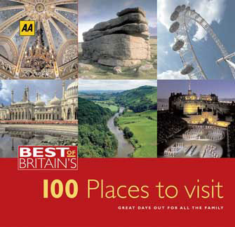 100 Places to Visit Best of Britain