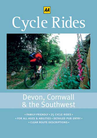 Cycle Rides Devon, Cornwall & the Southwest