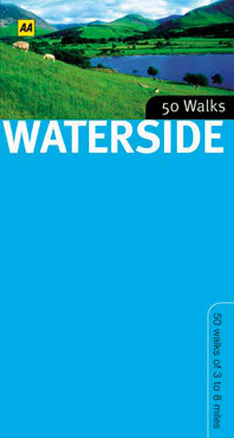 50 waterside Walks in Britain, 1st Ed.