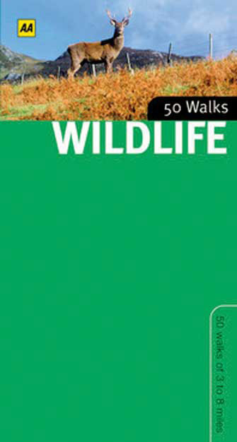 50 Wildlife Walks in Britain, 1st Ed.
