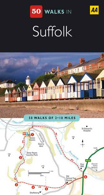 50 Walks Suffolk, 2nd Ed.