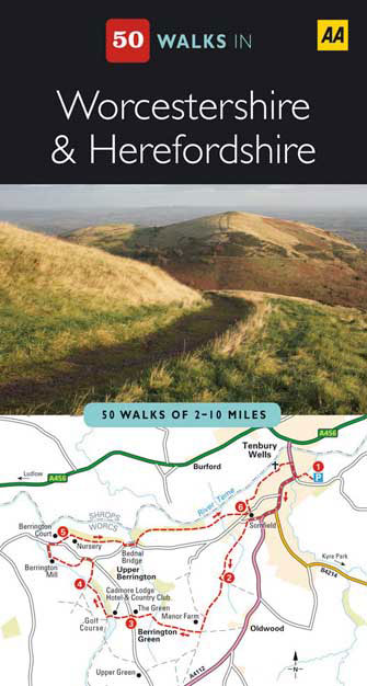 50 Walks Herefordshire & Worcestershire