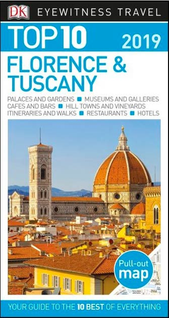 Eyewitness Top 10 Florence & Tuscany