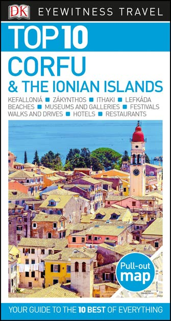 Eyewitness Top 10 Corfu & the Ionian Islands
