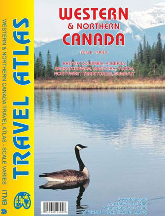 Western & Northern Canada Atlas