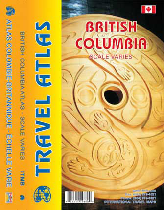 British Columbia Atlas - Atlas Colombie-Britannique