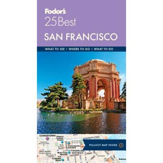 Fodor 25 Best San Francisco