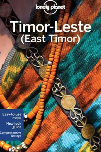 Lonely Planet East Timor (Timor-Leste), 3rd Ed.