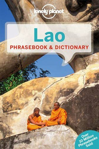Lonely Planet Phrasebook Lao, 4th Ed.
