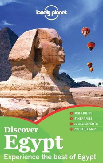Lonely Planet Discover Egypt, 2nd Ed.