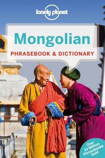Lonely Planet Phrasebook Mongolian, 3rd Ed.