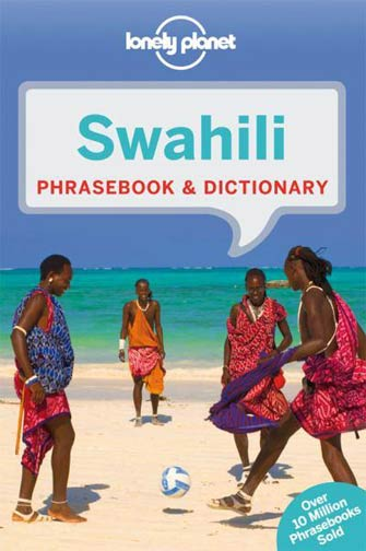 Lonely Planet Phrasebook Swahili, 5th Ed.