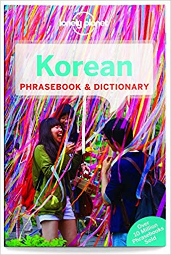 Lonely Planet Phrasebook Korean, 6th Ed.