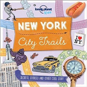 Lonely Planet City Trails - New York, 1st Ed.
