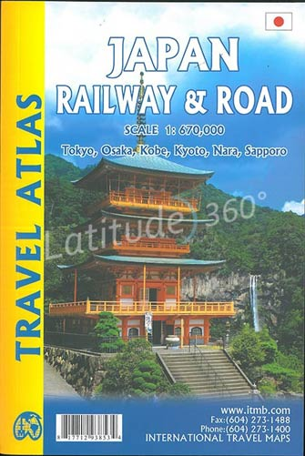 Japan Railway & Road - Japon Chemin de Fer & Route