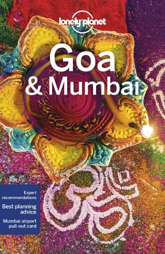 Lonely Planet Goa & Mumbai (Bombay)