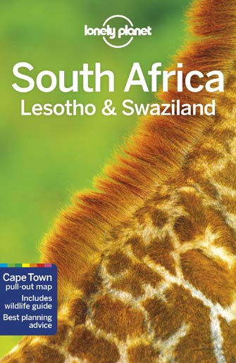 Lonely Planet South Africa, Lesotho, Swaziland