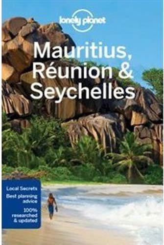 Lonely Planet Mauritius, Reunion & Seychelles 9th Ed.
