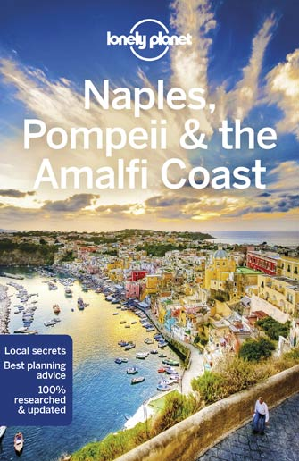 Lonely Planet Naples and the Amalfi Coast