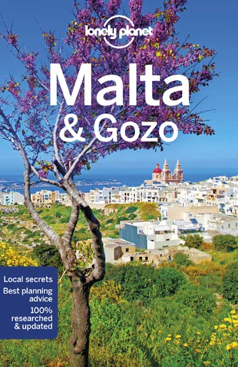 Lonely Planet Malta & Gozo