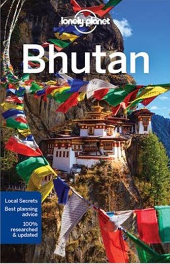 Lonely Planet Bhutan, 6th Ed.