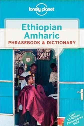 Lonely Planet Phrasebook Ethiopian-Amharic