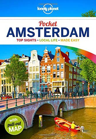 Lonely Planet Pocket Amsterdam.