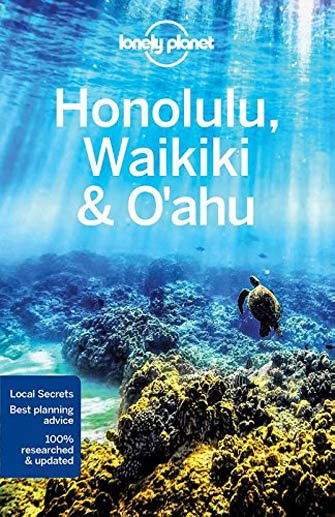 Lonely Planet Honolulu, Waikiki & Oahu