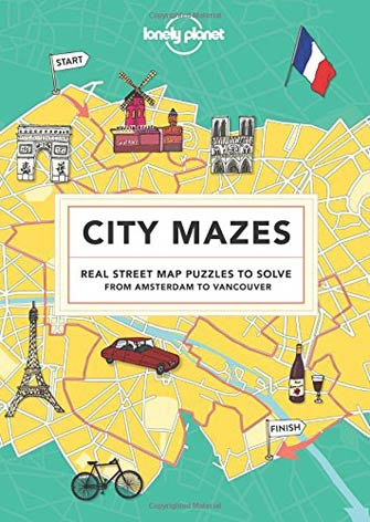 Lonely Planet City Mazes
