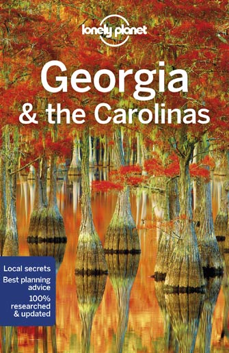 Lonely Planet Georgia and the Carolinas
