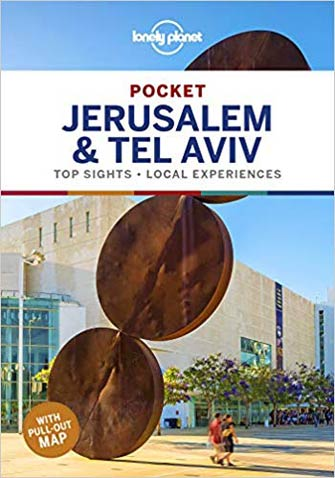 Lonely Planet Pocket Jerusalem & Tel Aviv
