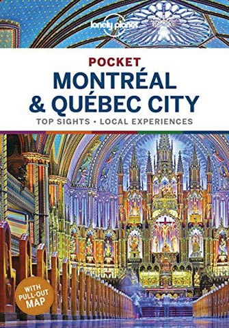 Lonely Planet Pocket Montreal & Quebec City