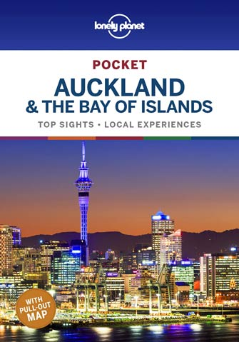 Lopnely Planet Pocket Auckland & the Bay of Islands