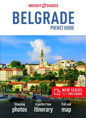 Insight Guides Pocket Belgrade