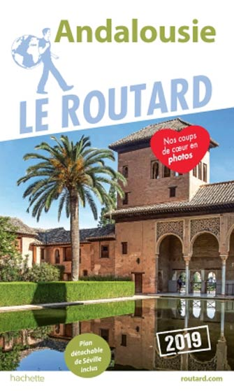 Routard Andalousie 2019