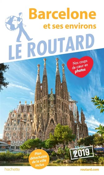 Routard Barcelone 2019