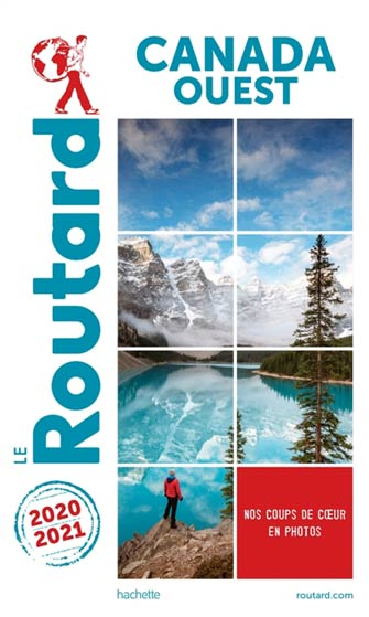 Routard Canada Ouest 2020